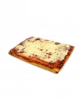 Focaccia Margherita surgelata di semola rimacinata di grano duro - 30x40cm 900g - cartone sfuso n.10 pezzi - Mininni Buene
