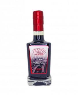 Aceto balsamico di Modena IGP - bottiglia 250 ml - artigianale linea Rossa - Acetaia del Parco