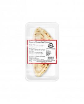 Cassone o Calzone mozzarella e pomodoro - fresco ATM 50gg - 200g - confezione 1 pezzo - Cartone 10 pezzi - L'Angolo della Piada