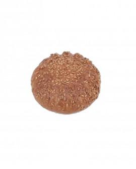Pane con semi di Girasole parzialmente cotto - 500g surgelato - Cartone 10 pezzi - pane alpino - Panificio Trenker Sudtirol