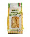 Paccheri al Bergamotto pasta artigianale di semola di grano duro - 500g - essiccata a bassa temperatura - Pastificio Gioia