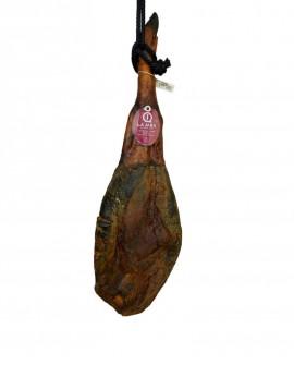 Prosciutto Pata Negra de Cebo - intero 9 Kg - Etichetta Bianca Prosciuttificio Reggiani