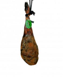 Prosciutto Pata Negra Cebo de Campo Brado - intero 9.0 Kg - Etichetta Verde Prosciuttificio Reggiani