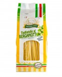 Tagliatelle al Bergamotto pasta artigianale di semola di grano duro - 500g - essiccata a bassa temperatura - Pastificio Gioia
