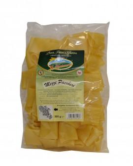 Mezzi paccheri La Montanara - pasta fresca trafilatura in bronzo