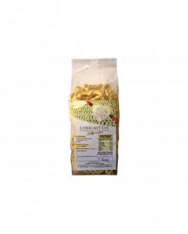 Lorighittas allo Zafferano di semola di grano duro fatta a mano - busta 250g - Pastificio SA LORIGHITTA LONGA