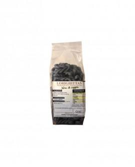 Lorighittas al Nero di Seppia di semola di grano duro fatta a mano - busta 250g - Pastificio SA LORIGHITTA LONGA