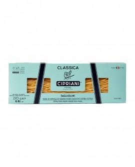 Tagliolini Cipriani di semola di grano duro all'uovo extra sottile - Classica 250g - Cipriani Food