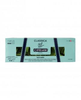 Tagliardi Cipriani di semola di grano duro all'uovo con spinaci extra sottile - Classica 250g - Cipriani Food