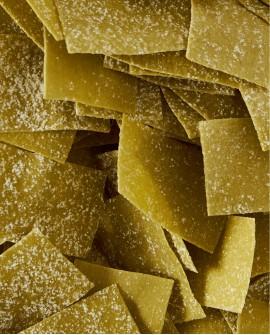 Tagliardi Cipriani di semola di grano duro all'uovo con spinaci extra sottile - Classica 1500g - Cipriani Food