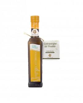 Olio L'Ottobratico extra vergine d'oliva - Presidio Slow Food - bottiglia 250 ml - Olearia San Giorgio