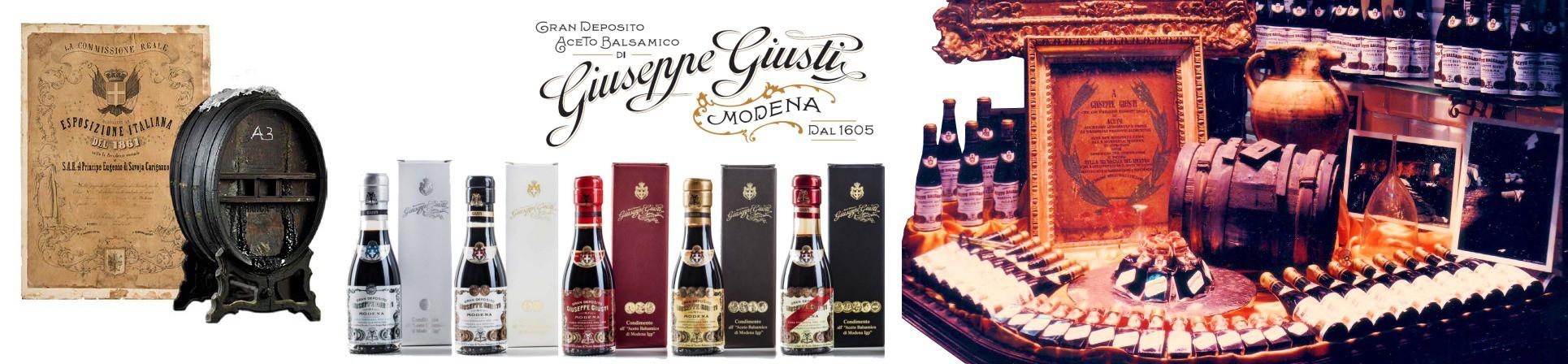 B2B GUSTOX - il Marketplace all'ingrosso delle eccellenze agroalimentari italiane - Acetaia Giuseppe Giusti Modena dal 1605