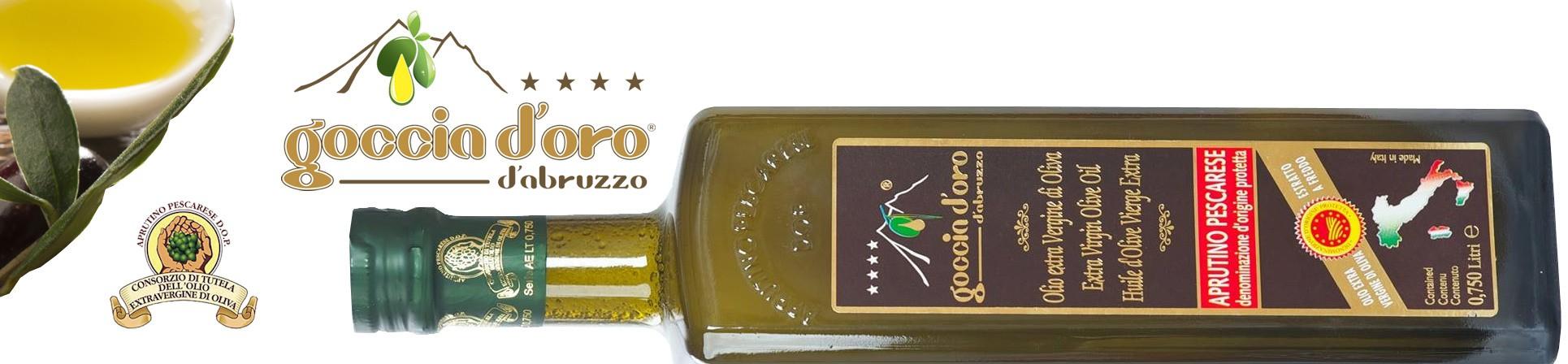 B2B GUSTOX - il Marketplace all'ingrosso delle eccellenze agroalimentari italiane - Goccia D'Oro d'Abruzzo