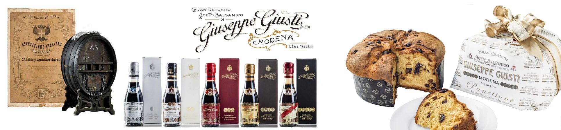 Panettone all'aceto balsamico vendita online - Acetaia Giusti