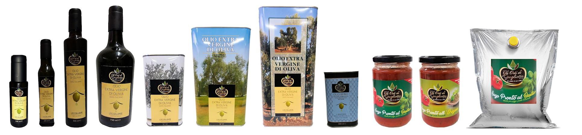 B2B GUSTOX - il Marketplace all'ingrosso delle eccellenze agroalimetari italiane - Gli Orti di Guglietta