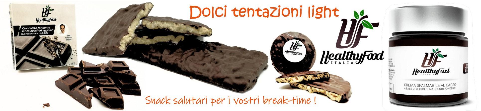 snack salutari vendita online snack light - HEALTHY FOOD ITALIA
