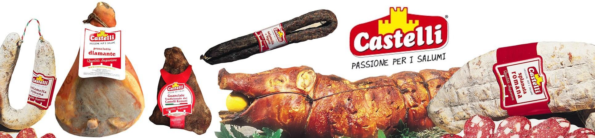 B2B GUSTOX - il Marketplace all'ingrosso delle eccellenze agroalimetari italiane - CASTELLI SALUMI