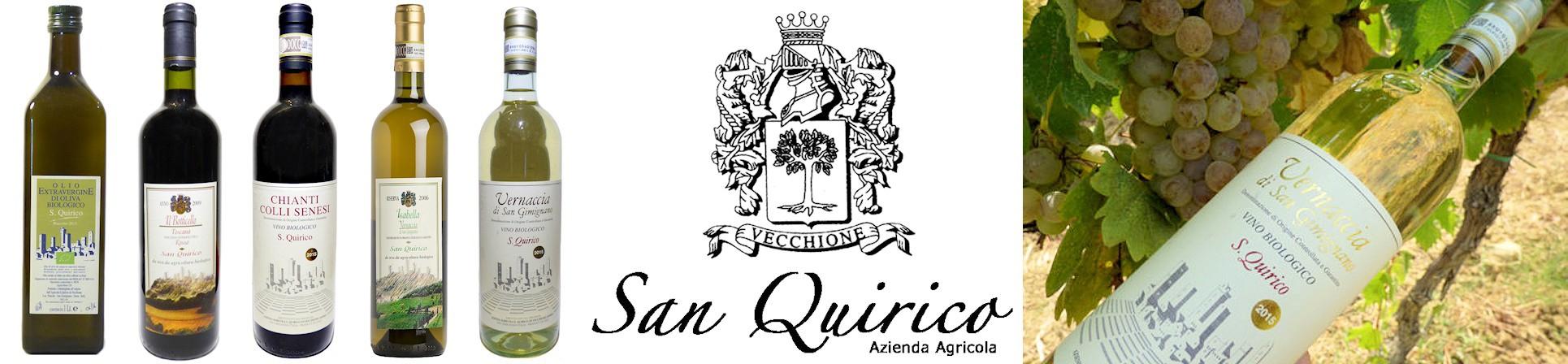 B2B GUSTOX - il Marketplace all'ingrosso delle eccellenze agroalimentari italiane - Cantina SAN QUIRICO