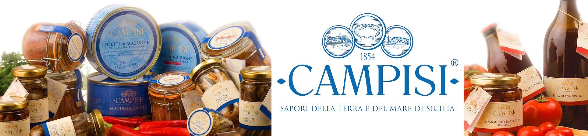 B2B GUSTOX - il Marketplace all'ingrosso delle eccellenze agroalimentari italiane - CAMPISI Conserve