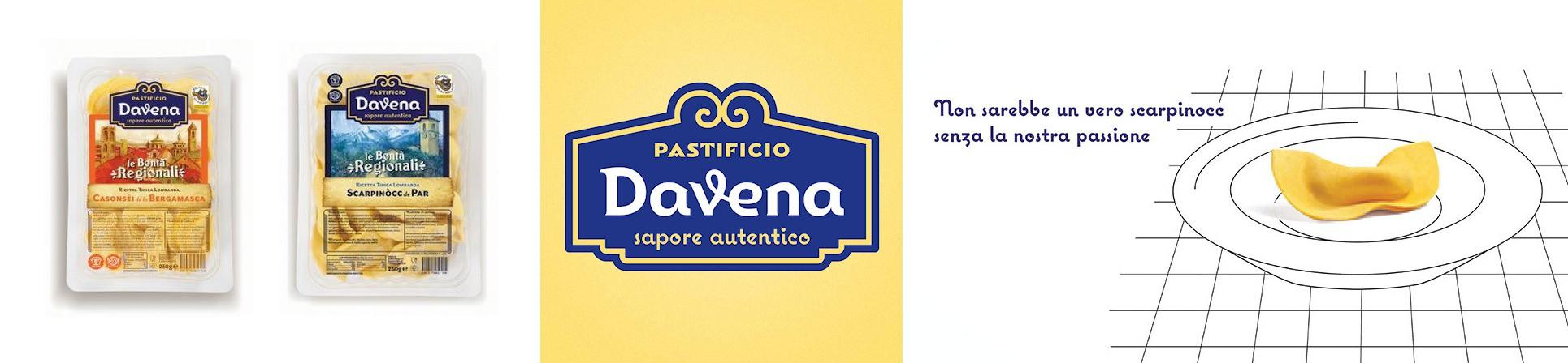 B2B GUSTOX - il Marketplace all'ingrosso delle eccellenze agroalimentari italiane - Pastificio Davena