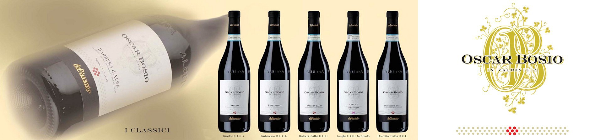 B2B GUSTOX - il Marketplace all'ingrosso delle eccellenze agroalimetari italiane - Vini OSCAR BOSIO