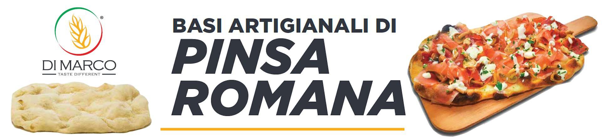 B2B GUSTOX - il Marketplace all'ingrosso delle eccellenze agroalimetari italiane - PINSA ROMANA - DI MARCO