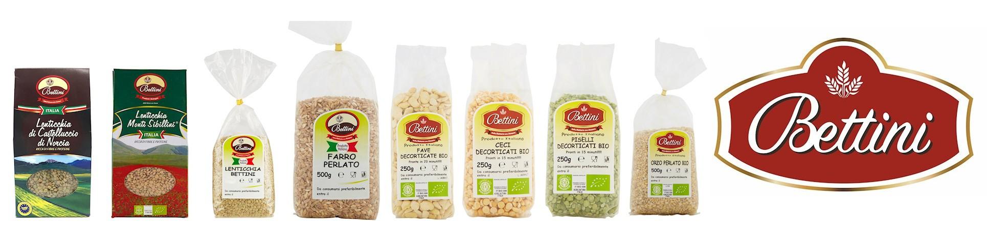 B2B GUSTOX - il Marketplace all'ingrosso delle eccellenze agroalimentari italiane - BETTINI BIO
