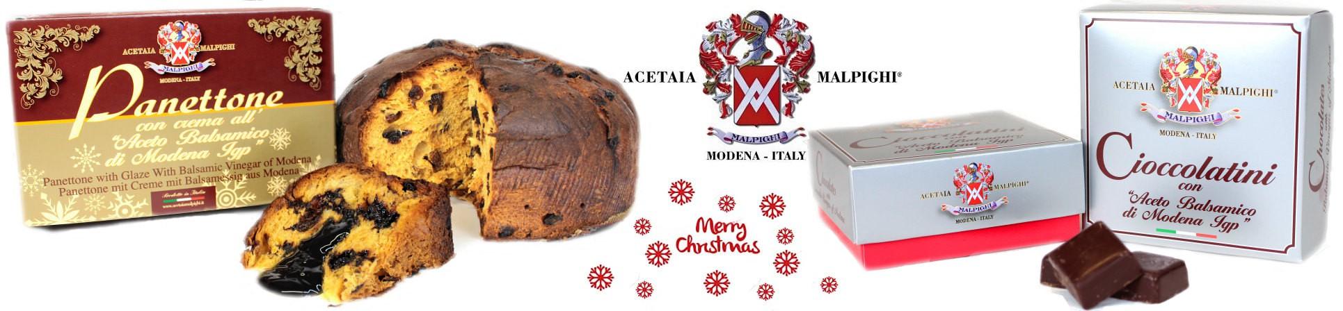 Vendita online Panettone all'aceto balsamico  - Acetaia Malpighi