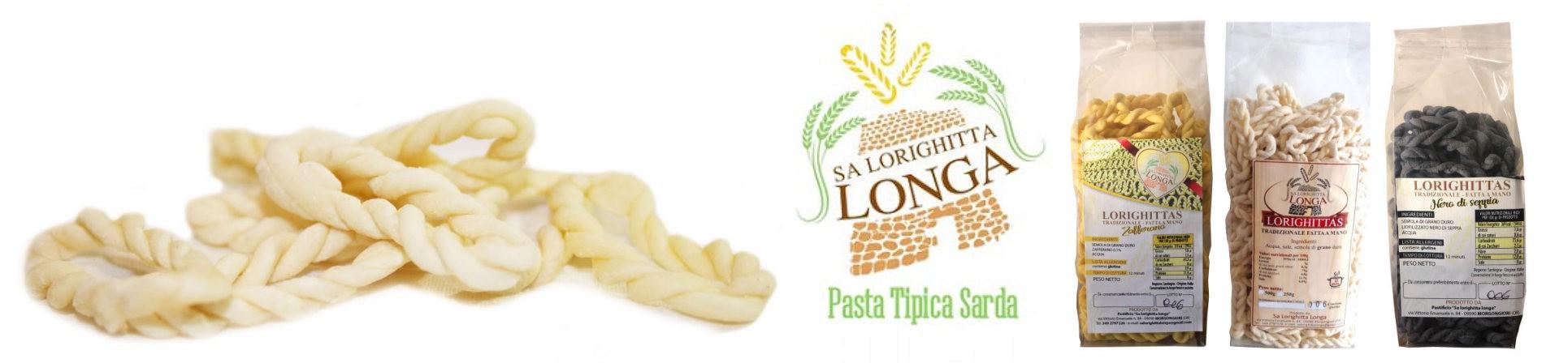 Pasta tipica sarda Lorighittas vendita online - Sa Lorighitta Longa