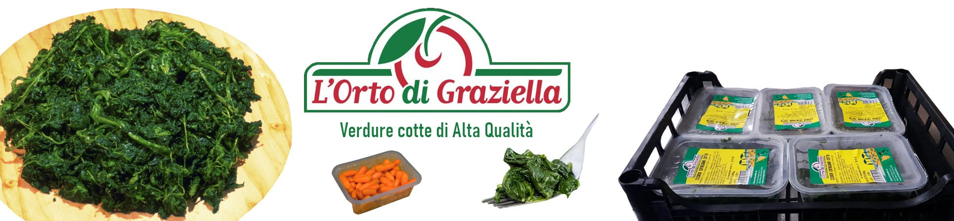 B2B GUSTOX - il Marketplace all'ingrosso delle eccellenze agroalimentari italiane - Verdure Cotte - L'ORTO DI GRAZIELLA