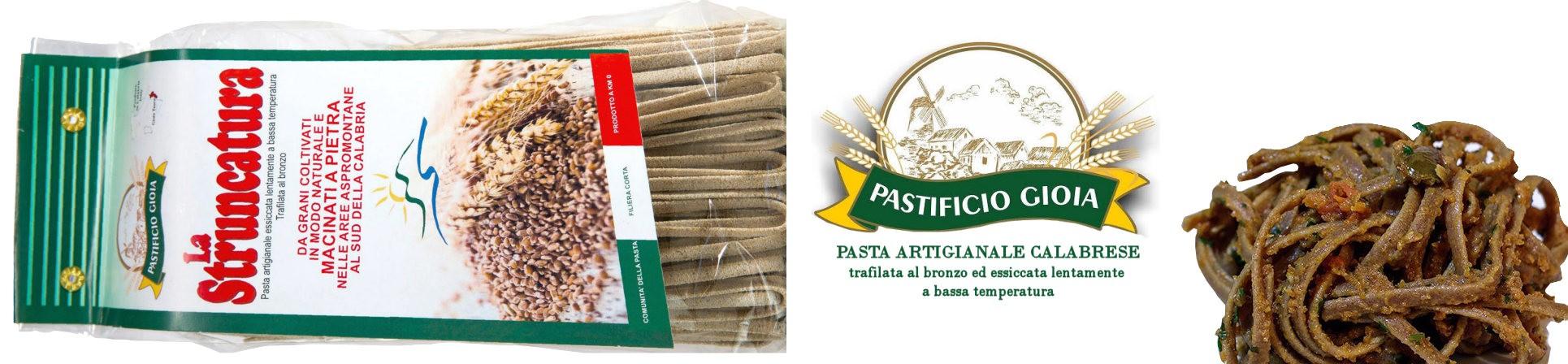 Pasta artigianale La Struncatura vendita online - PASTIFICIO GIOIA