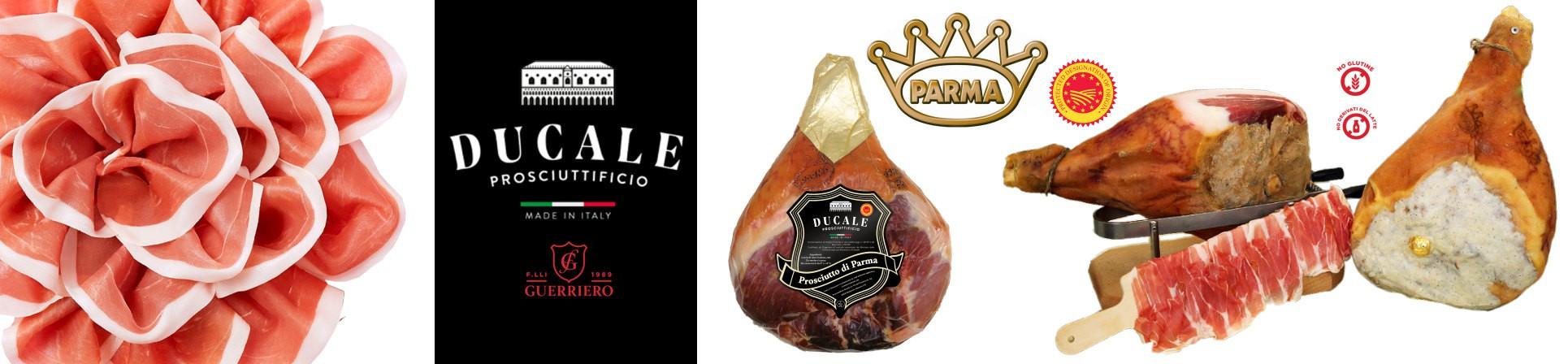 B2B GUSTOX - il Marketplace all'ingrosso delle eccellenze agroalimentari italiane - Prosciutto di Parma DOP - Prosciuttificio Ducale