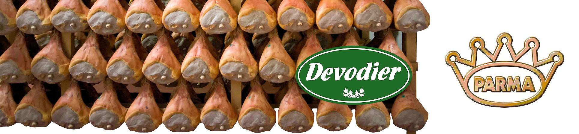 B2B GUSTOX - il Marketplace all'ingrosso delle eccellenze agroalimentari italiane - Prosciutto di Parma - DEVODIER