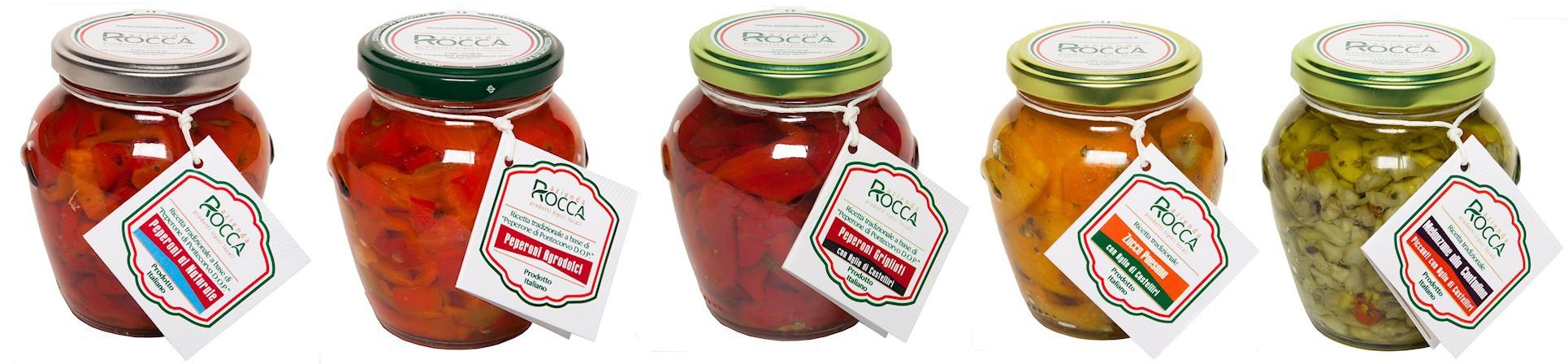B2B GUSTOX - il Marketplace all'ingrosso delle eccellenze agroalimetari italiane - Azienda ROCCA