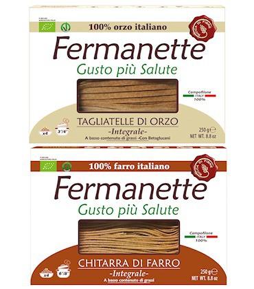 Pasta Biologica, senza Glutine - Marcozzi - ingrosso - Marche
