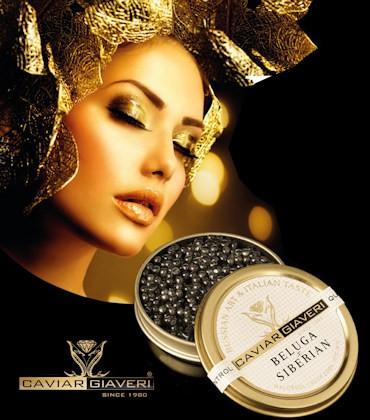 Caviale italiano - Caviar Giaveri - vendita ingrosso - Veneto