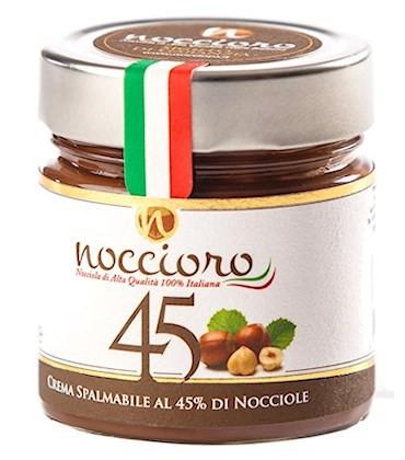 Creme spalmabili - NOCCIORO - ingrosso - Campania