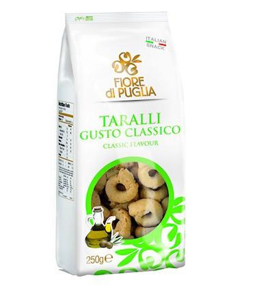 Taralli Fiore di Puglia - vendita ingrosso - Puglia