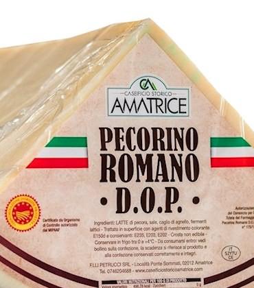 Caseificio Storico Amatrice - vendita ingrosso - Lazio