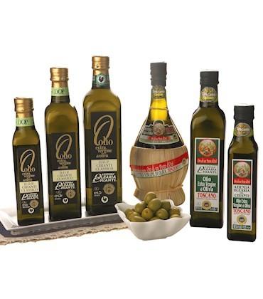 Olio DOP e IGP Toscano - Az. Olearia del Chianti - ingrosso