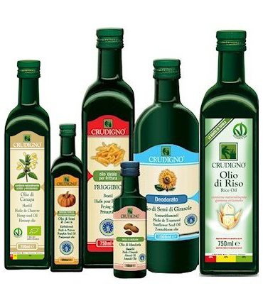Oli di semi biologici - Oli rari - vendita all'ingrosso - Umbria