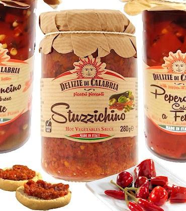 Peperoncino calabrese - vendita ingrosso - Calabria