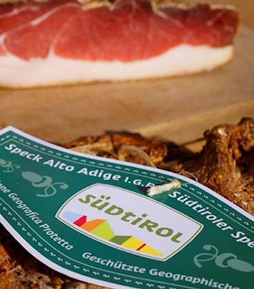 Speck IGP - Nocker - Vendita ingrosso - Alto Adige