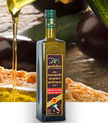 Olio Aprutino Pescarese DOP - vendita ingrosso - Abruzzo