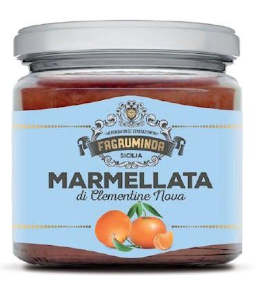 Marmellata Fagruminda - Vendita all'ingrosso -Sicilia