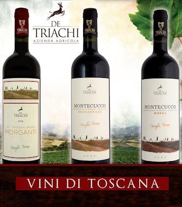 Vini De Triachi - Monte Amiata Vendita all'ingrosso - Toscana