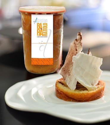 Babà al Rum in barattolo SV - vendita ingrosso - Lazio
